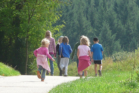 Familien Wildnis Pfingstcamp