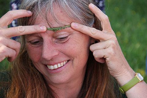 Kräuter und Heilpflanzen Ausbildung Dr. Barbara Deubzer (Kursleitung)