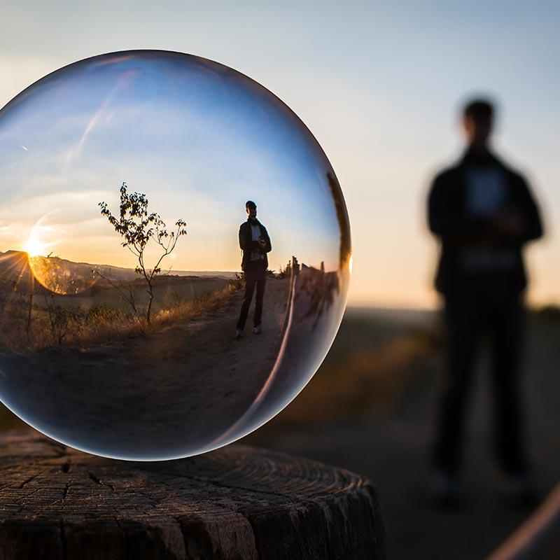 Visionssuche und Vision Quest