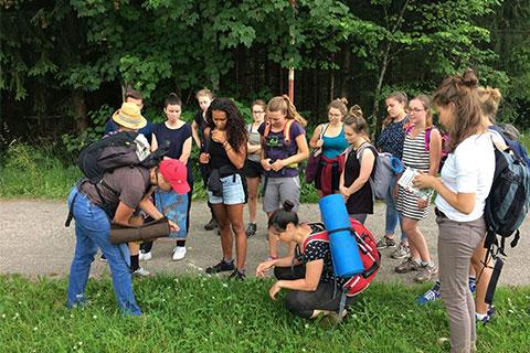 Wildnispädagogik Aufbaukurs